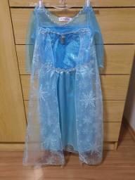 Vestido frozem