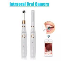 Câmera intra-oral para dentistas - sem fio - Android e IOS