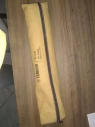 Flauta Tenor Barroca - Yamaha - com capa protetora