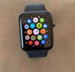 Apple Watch Series 3 - Space Gray De 42 Mm Ótimo Estado.
