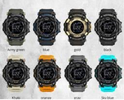 Relógio Smael, várias cores