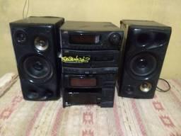 Vendo 2 aparelhos de som