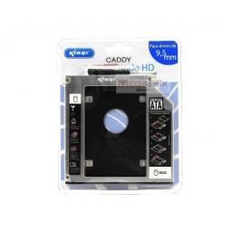 Adaptador Caddy hd 2,5 para notebook
