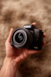 Título do anúncio: Câmera Canon M50 - Oportunidade!