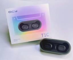 Título do anúncio: Fone de ouvido Bluetooth QCY T1C lacrado