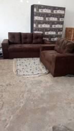 Título do anúncio: Mega saldão de conjuntos de sofás direto da fábrica com entrega grátis em feira