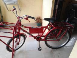 Bicicleta de carga Dínamo semi nova