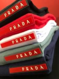 Título do anúncio: Camisa prada / kit 3 por 200,00 - entrega grátis