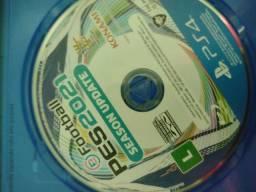 Título do anúncio: PES 21 novo PlayStation 4