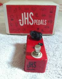 Pedal de Booster, Handmade clone do Mini Bomb JHS
