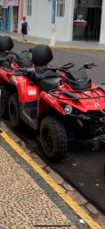 Quadriciclo Can Am 570 2018