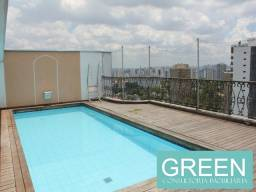 Título do anúncio: Apartamento para Locação Santo Amaro, São Paulo 4 dormitórios, 4 vagas 500,00 m² útil