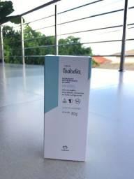 Oportunidade! Desodorante Antitranspirante Em Creme - Natura Tododia  - Algodão 80g