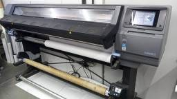 Título do anúncio: impressora digital hp latex 360