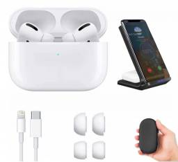 AirPods Pro Apple + Carregador Wireless Lacrado Com Garantia