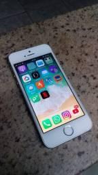 Vendo iPhone 5s novinho sem marca de uso