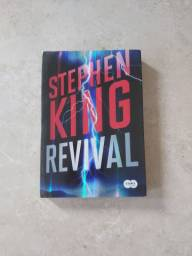 Livro - Stephen King Revival