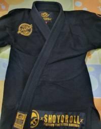 Kimono Shoyoroll Preto