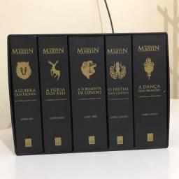 Título do anúncio: Coleção Games of Thrones