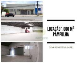 Título do anúncio: Galpão para alugar, 1000 m² por R$ 15.000/mês - Itapoã - Belo Horizonte/MG