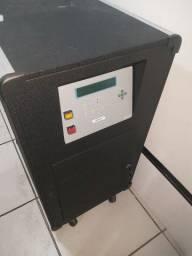 Título do anúncio: Vendo Nobreak 30 kva, em estado de novo, com banco de baterias.  Marca APC Schneider