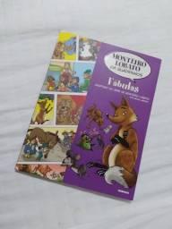 Título do anúncio: Monteiro Lobato em quadrinhos Fábulas
