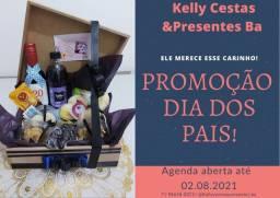 Kelly Cestas e Presentes Ba
