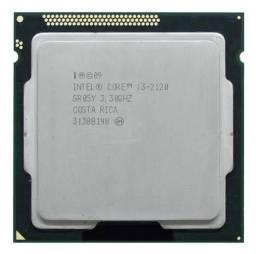 Título do anúncio: Processador Intel i3 2120 3.30ghz  1155