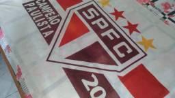 Bandeira SPFC Raridade.