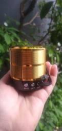 Título do anúncio: Caixa de som Mini speaker  bluetooth