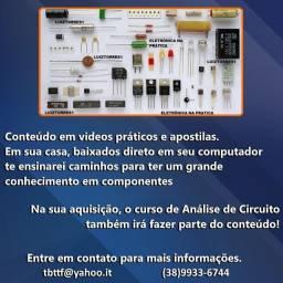 Título do anúncio: Componentes Eletrônicos