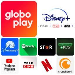 Título do anúncio: Disney Plus Netflix Prime Video