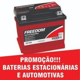 Título do anúncio: Bateria estacionaria  freedom  a partir de R$ 345,00