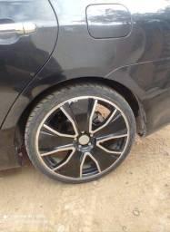 Título do anúncio: Rodas aro 19? pneus seminovos