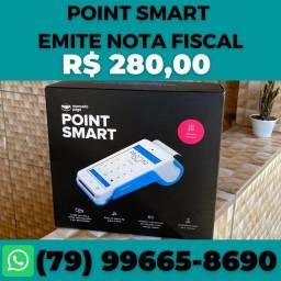 Título do anúncio: Maquininha Point Smart - modelo mais avançado