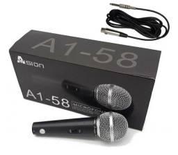 Microfone Profissional Novo