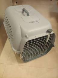 Caixa de transporte para cães e gatos 43cm