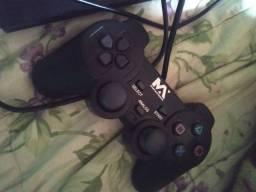 Título do anúncio: Vendo ou troco PlayStation 2 slim, LEIA O ANÚNCIO