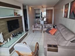 Apartamento mobiliado com 2 quartos em Tambauzinho