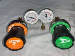 Título do anúncio: Regulador de pressão de saída 4 ou 10 bar