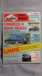 Quatro Rodas Fevereiro 1990