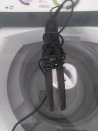 Título do anúncio: Prancha de cabelo e de brinde leva uma caixinha de som