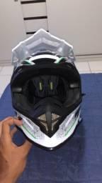 Título do anúncio: Capacete Motocross