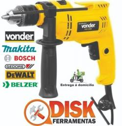 Título do anúncio: Furadeira elétrica de impacto Vonder FIV 550N 2800rpm 550W