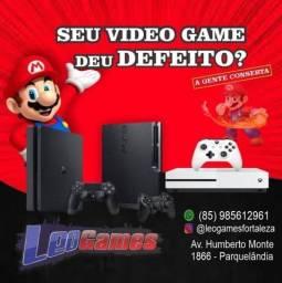 Título do anúncio: Assistência técnica especializada em games