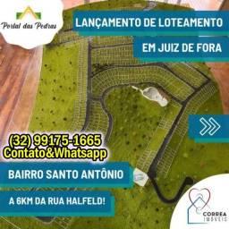 Título do anúncio: Terrenos no Bairro Santo Antonio. A partir de 240m2, Parcela Direto c/Proprietário!!! (S)