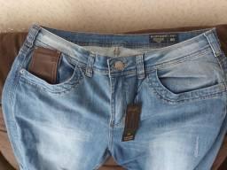 Título do anúncio: Calça Jeans Fórum nro 46 nova