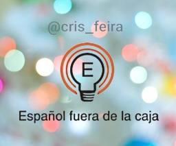 Título do anúncio: Aula de Espanhol online