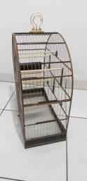 Título do anúncio: Gaiolas para pássaros de médio porte Gaiola