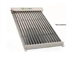 Aquecedor Solar A Vácuo Modular Indicado Para 150 A 300 Lts 15 tubos BP